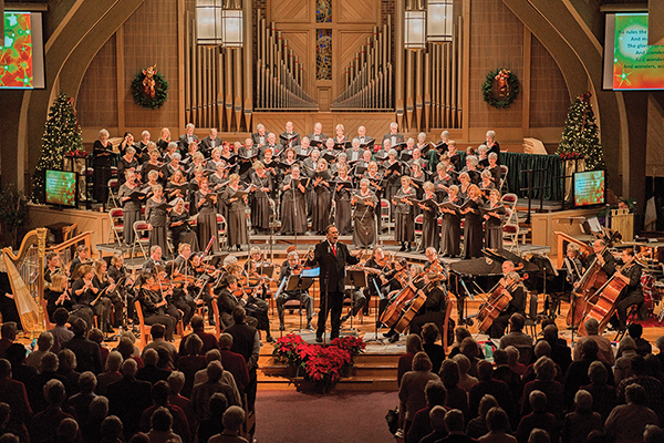 Hilton Head Christmas 2020 Marking 45 seasons, Choral Society hopes to sing in December