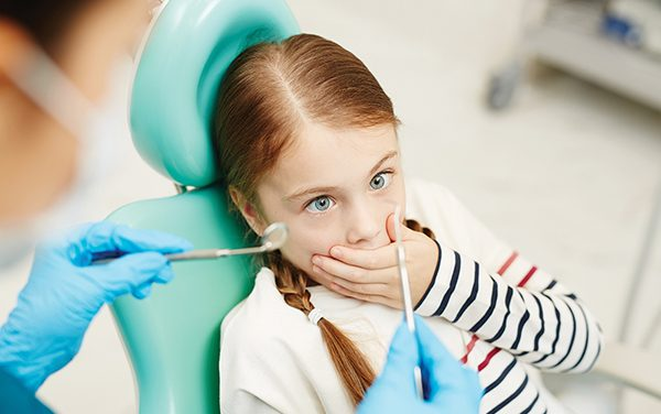 Overcoming fears of the dentist makes for a healthy smile