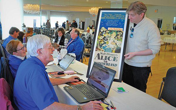 Get antiques appraised Feb. 20