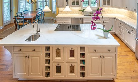 Porcelain possibilities endless for countertops, floors, walls