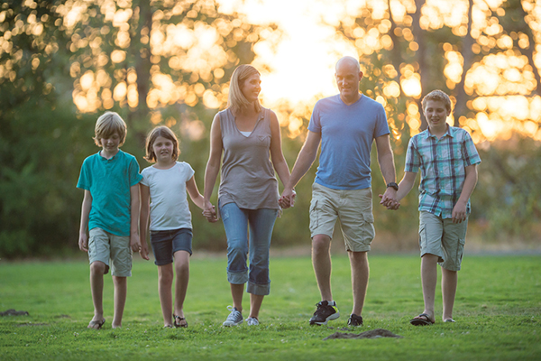 In blended family, plan ahead for each child's interest