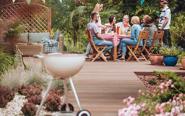 Personalize your high-tech backyard, then get outside