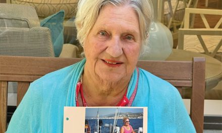 Tales of a 65-year-old greenhorn attest to dreams realized