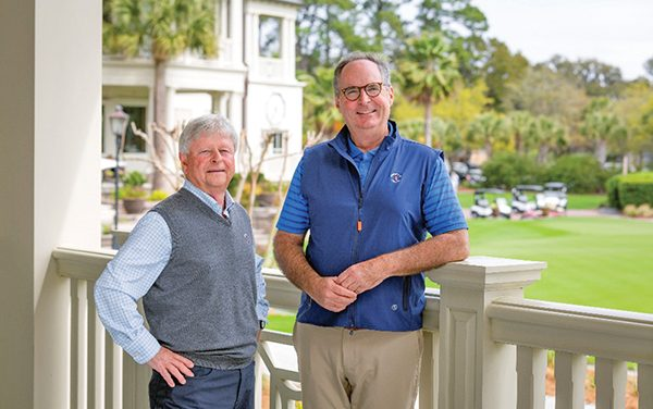 Legends of Sea Pines: Corbitt and Farrell share views, vision