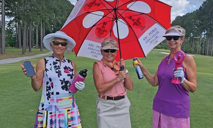 How to stay cool on the course when it's too darn hot