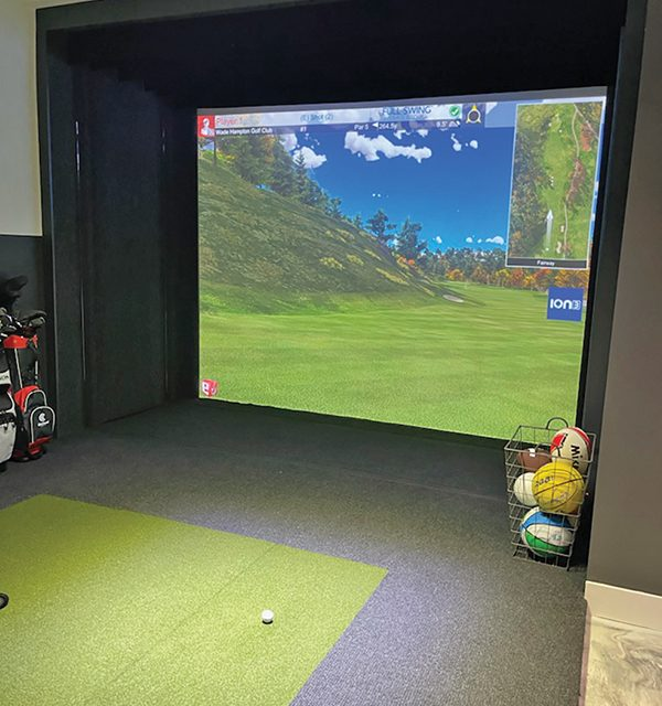 Indoor golf and family fun coming to island's south end