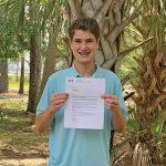 HH Prep senior achieves 'highest possible' ACT score