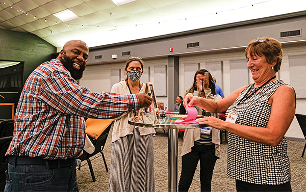 Job fair with a twist strives to connect workers, employers
