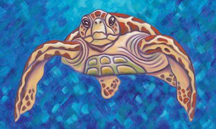 Local artist Julie Jones to exhibit at Art League in October