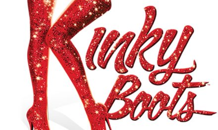 'Kinky Boots': A show with high spirits and even higher heels